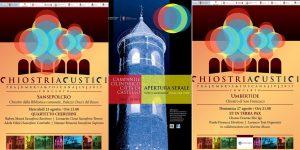 Aperture straordinarie strutture diocesane