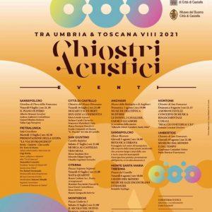 Chiostri Acustici tra Umbria e Toscana VIII Edizione