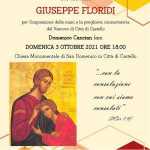 Ordinazione presbiterale di don Giuseppe Floridi